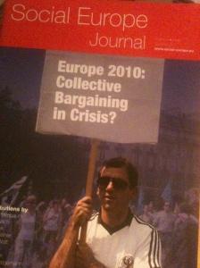 Debatt om det goda samhället i Social Europe Journal - också on line.