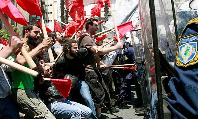 greklands kris